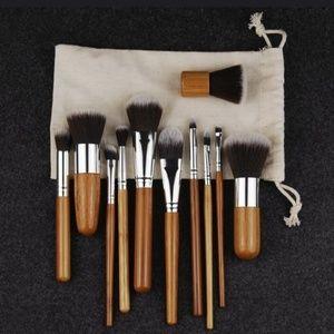 🆕️ 💋11 Piece Makeup Brush Set